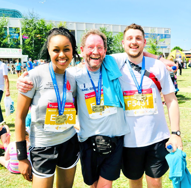 World Record Attempt For Most People With T1D Racing A Half Marathon