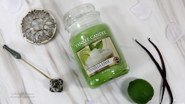 avis vanilla lime yankee candle