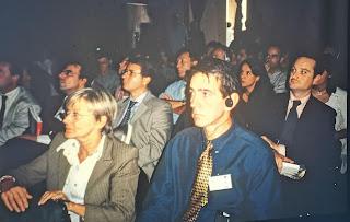 The AGM 2004 in Genoa, Italy