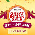 #Amazon Great Indian Sale LIVE for All - Big Savings for everyone