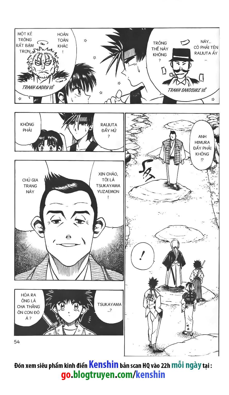 Rurouni Kenshin chap 37 trang 8