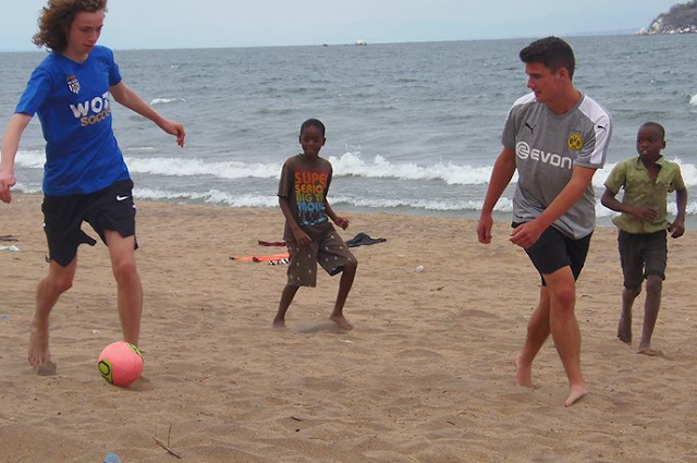 7 Fun Things to Do at The Beach With Friends (Part 2) Soccer beach
