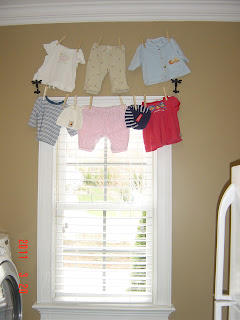 Just My Imagination: Unconventional Laundry Room Window Treatment