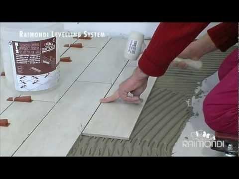 C mo cualquiera puede colocar suelo porcelanico con este m todo el c mo de las cosas - Como colocar suelo ...