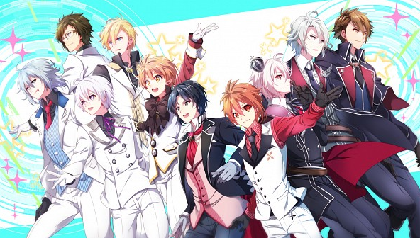 Download Opening Idolish7 - Wish Voyage Ost Anime