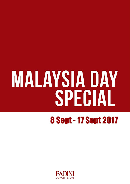 Padini Concept Store Sale Malaysia Day Special Discount Offer Promo
