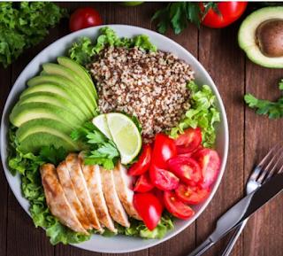 Lakukan pola makan yang sehat