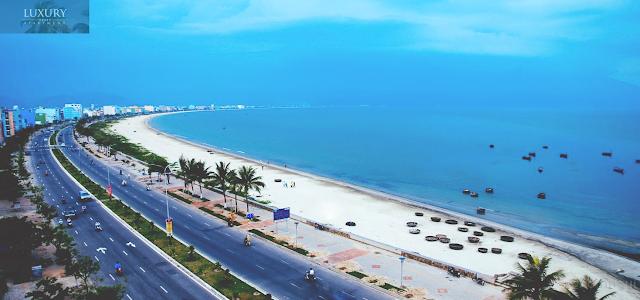 Tầm nhìn dự án Luxury Apartment Đà Nẵng