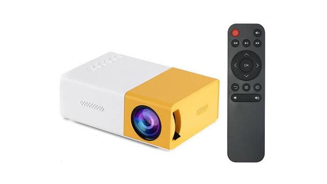 MiniBeam Ultra Portable Mini LED Pico Projector