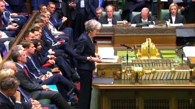 Theresa May: El 95 % del pacto del Brexit con la UE está hecho