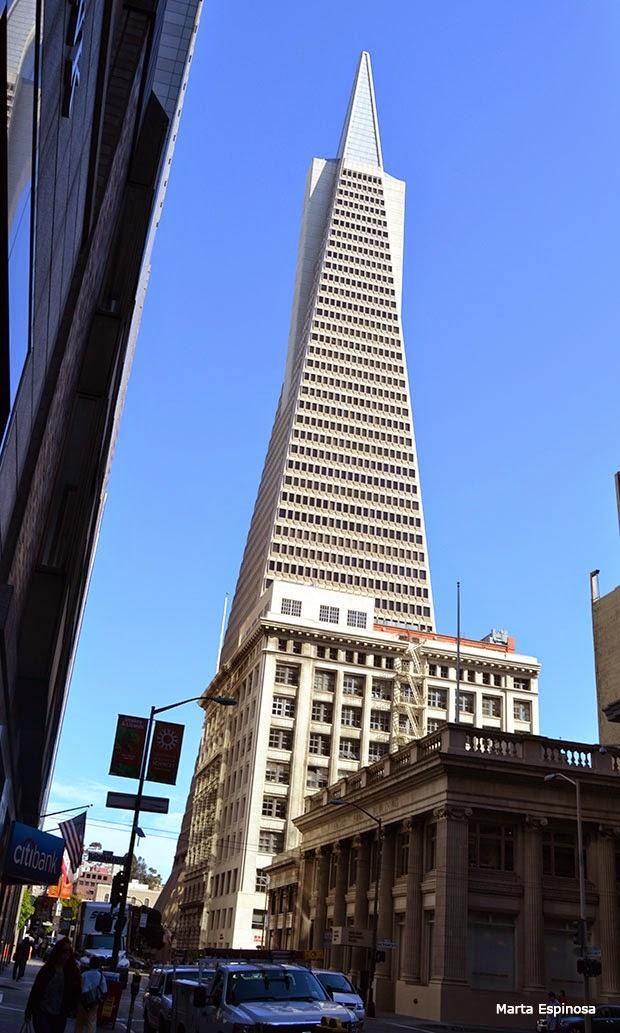 Guia y que ver en San Francisco Transamerica Pyramid