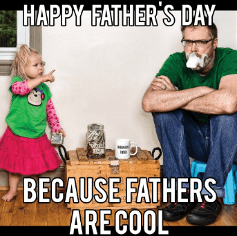 happy fathers day brother funny images