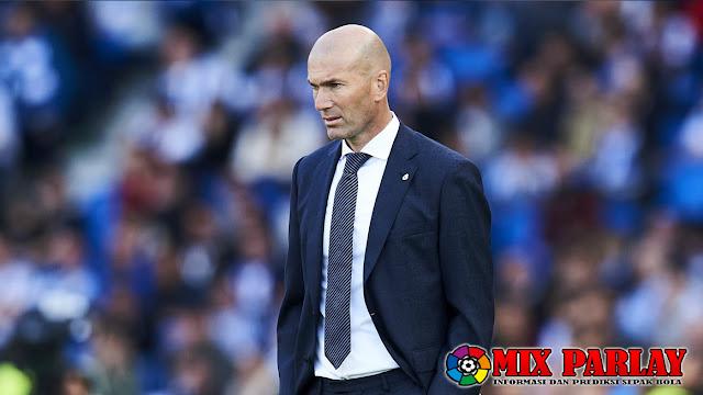 Zidane Yakin Real Madrid Akan Memiliki Musim Yang Baik Setelah Dikalahkan 7-3 Oleh Atletico Madrid 7-3