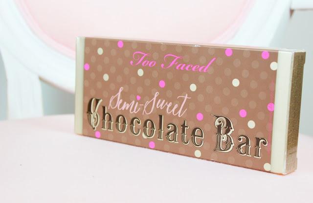 Chocolate bar semi sweet