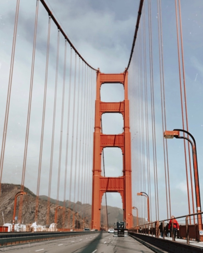 Golden Gate Bridge in San Francisco | biblio-style.com