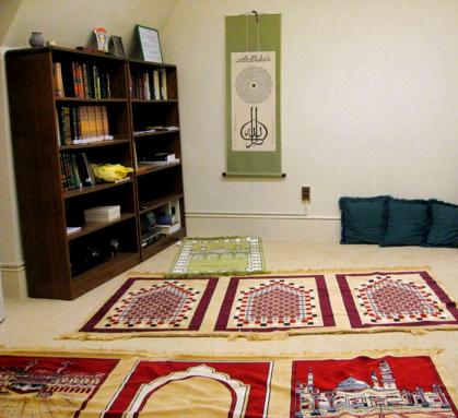Inspirasi Desain Ruang Sholat Yang Membuat Ibadah Keluarga Menjadi Lebih Khusyuk Arsitektur 123