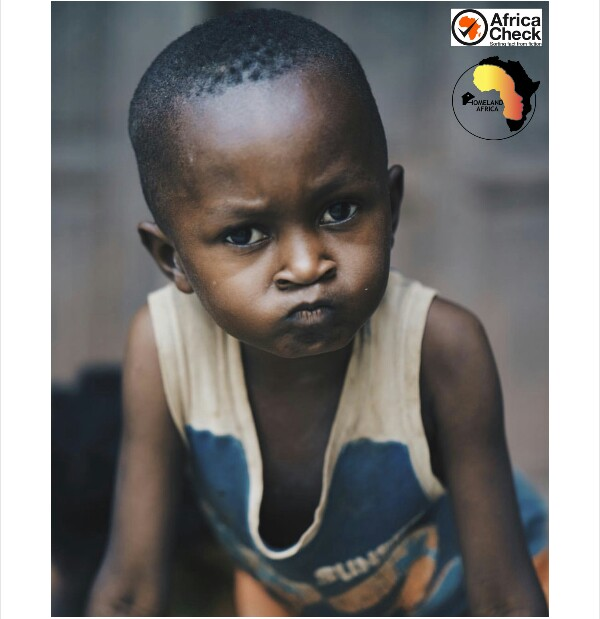 Little Ghanaian boy Jake Amo, who became an internet sensation is all grown, cute and doing well in school