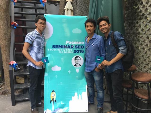 Đào tạo SEO tại Bắc Giang uy tín nhất, chuẩn Google, lên TOP bền vững không bị Google phạt, dạy bởi Linh Nguyễn CEO Faceseo. LH khóa đào tạo SEO mới 0932523569.