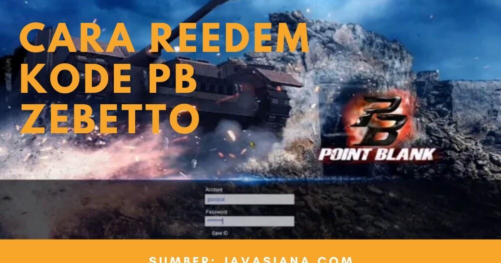 2 Cara Redeem (Tukar) Kode PB Zepetto Update 2020