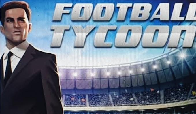 Football Tycoon v1.8 Türkçe Dil Desteği APK + MOD Yeni Hileli Hemen İndir Mayıs 2019