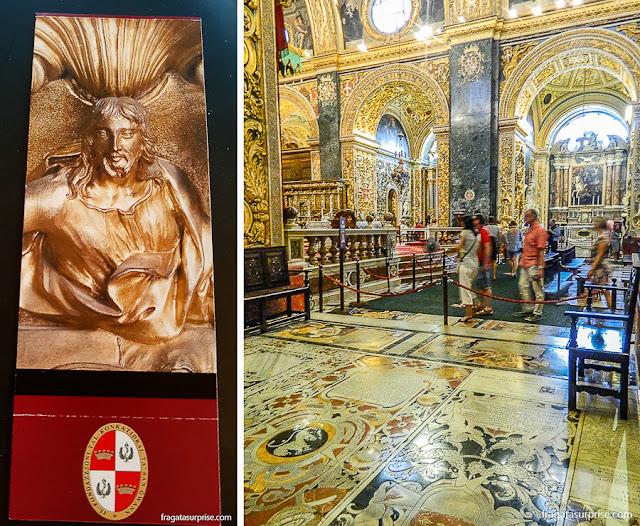 Co-Catedral de São João, Valeta, Malta