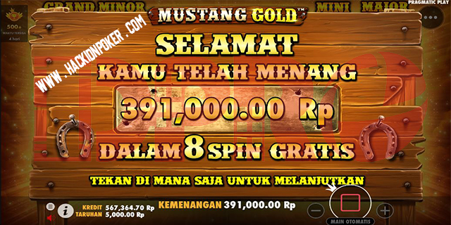 Cheat Judi Slot Game Online Indeks Kemenangan 300% !