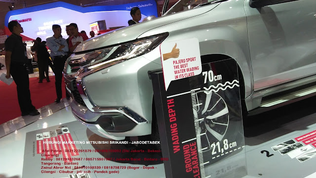 promo mitsubishi all new pajero sport 2018