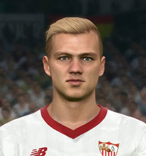 PES 2017 Faces Johannes Geis by Sameh Momen