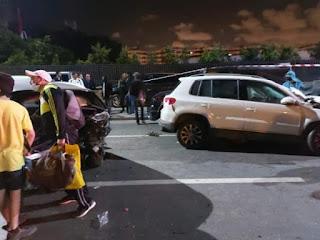 """سلطات البيضاء تقدم روايتها الرسمية حول الحادث المميت الذي وقع أثناء تصوير """"فيديو كليب"""""""