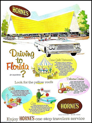 Horne's - Driving to Florida