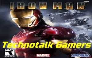 Iron Man Game Highly Compressed