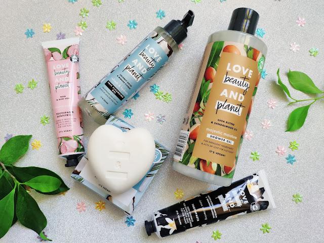 Love Beauty and Planet - Limitowane wersje kosmetyków dostępne jedynie do końca stycznia!