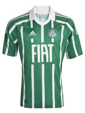 915c6d1539 Palmeiras lança terceira camisa inspirada na