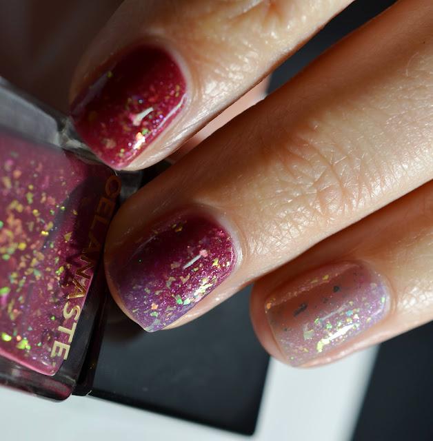 Celanaste Dragon Fruit swatch nail polish