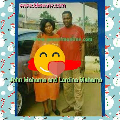 President Mahama and Lordina Mahama