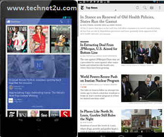 Newsstand Android Apps
