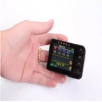 Dispositivo realiza pré diagnóstico com apenas o toque do dedo