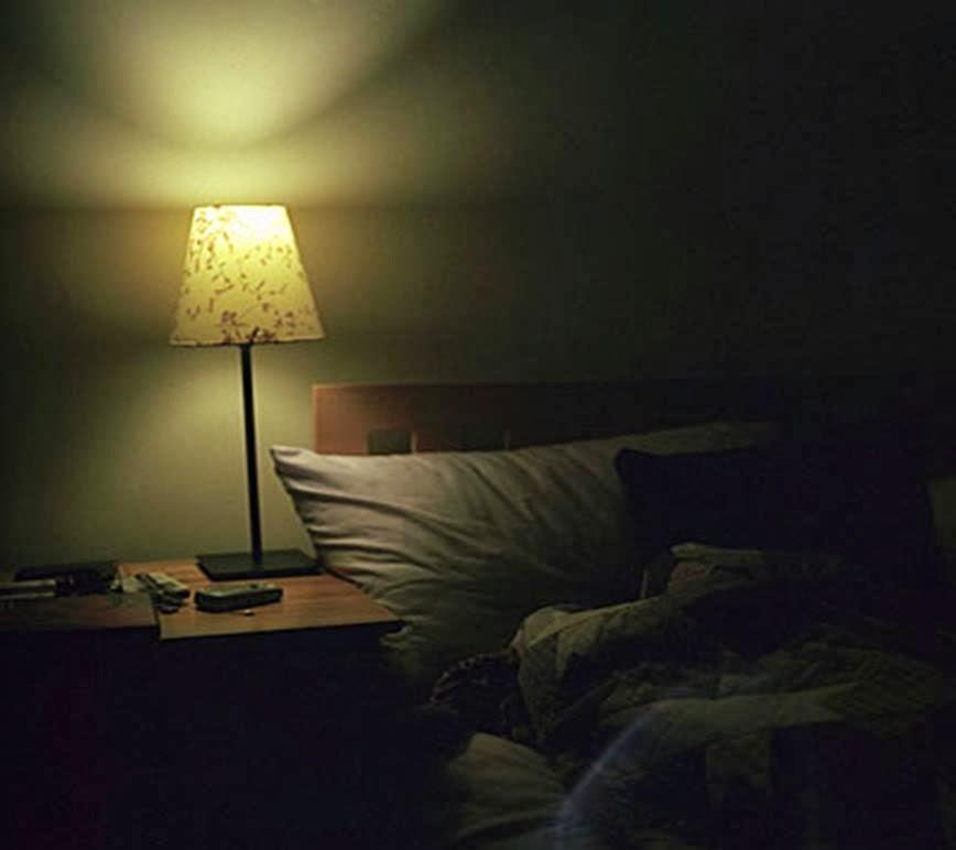 Tidur Dalam Kegelapan Blo
