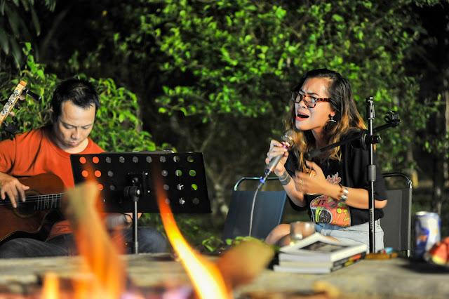 Ấm áp đêm giao lưu acoustic Ngô Đồng - Ngọc Minh