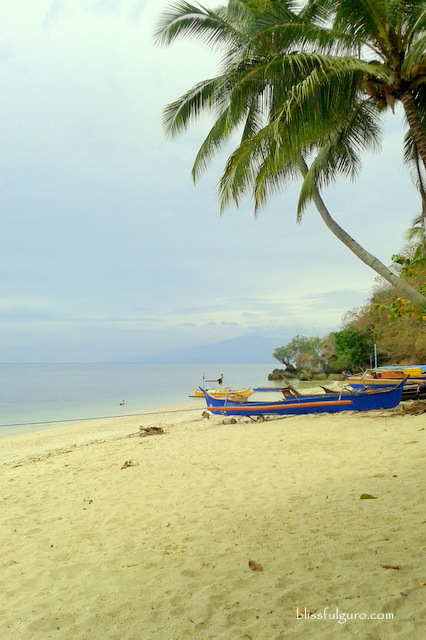 Glan Sarangani Beach Blog