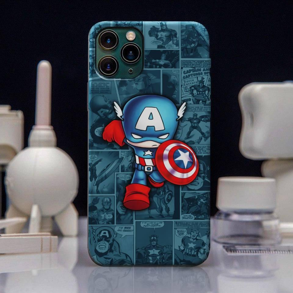 casing captain america komik