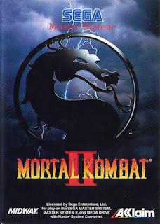 Jogue Mortal Kombat II no emulador online gratis