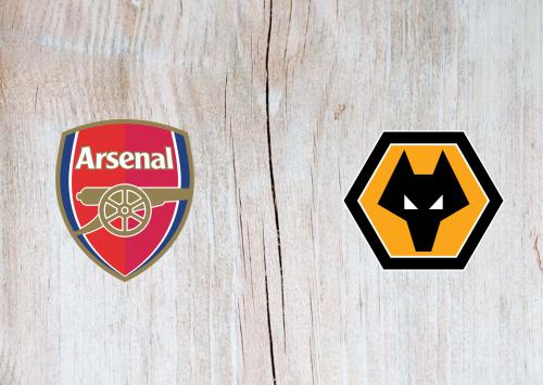Arsenal vs Wolverhampton Wanderers -Highlights 29 November 2020