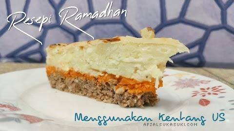 Resepi Ramadhan Menggunakan Kentang USA