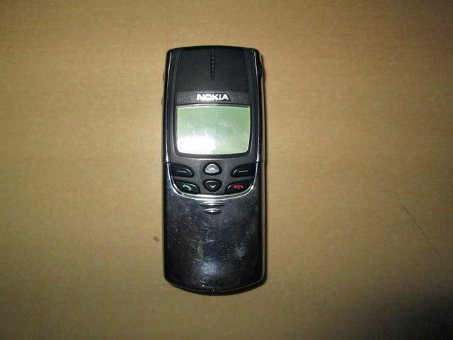 Nokia jadul 8810 masterpiece