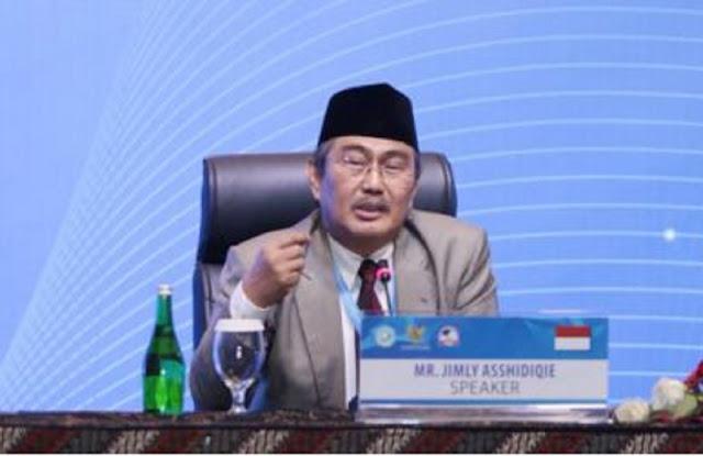 Jimly: Jangan Cuma Mau Nikmatnya Jabatan, SBY Jadi Contoh Sejarah Penghinaan Presiden