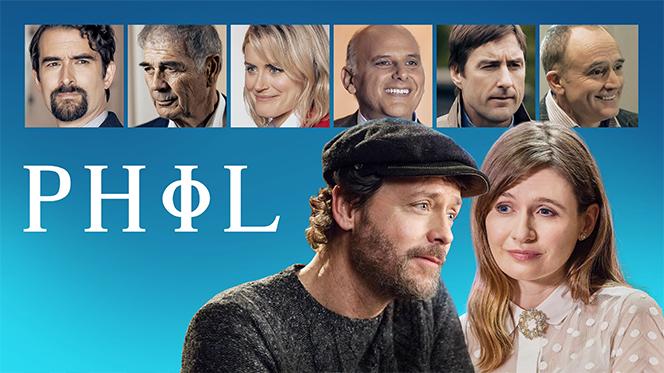 La nueva filosofía de Phil (2019) Web-DL 1080p Latino-Ingles