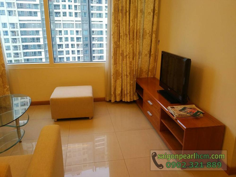 Saigon Pearl tầng 23 tòa nhà Ruby 2 cho thuê căn hộ - hình 3