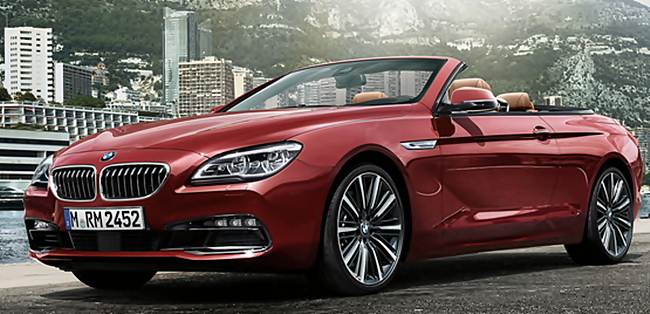 2017 Bmw 6 Series Convertible Redesign In Australia