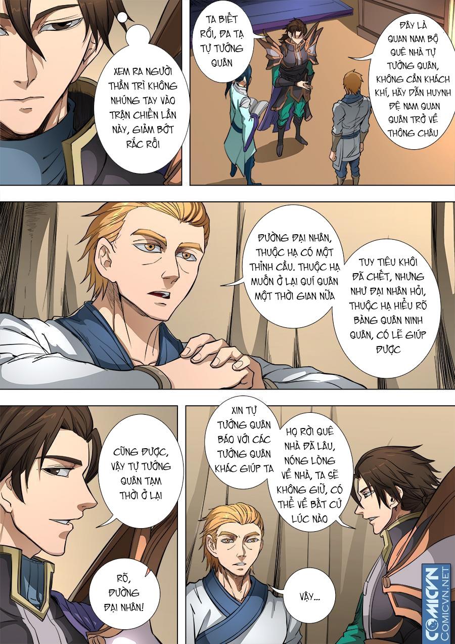 Đường Dần Tại Dị Giới Chap 190 - Trang 5